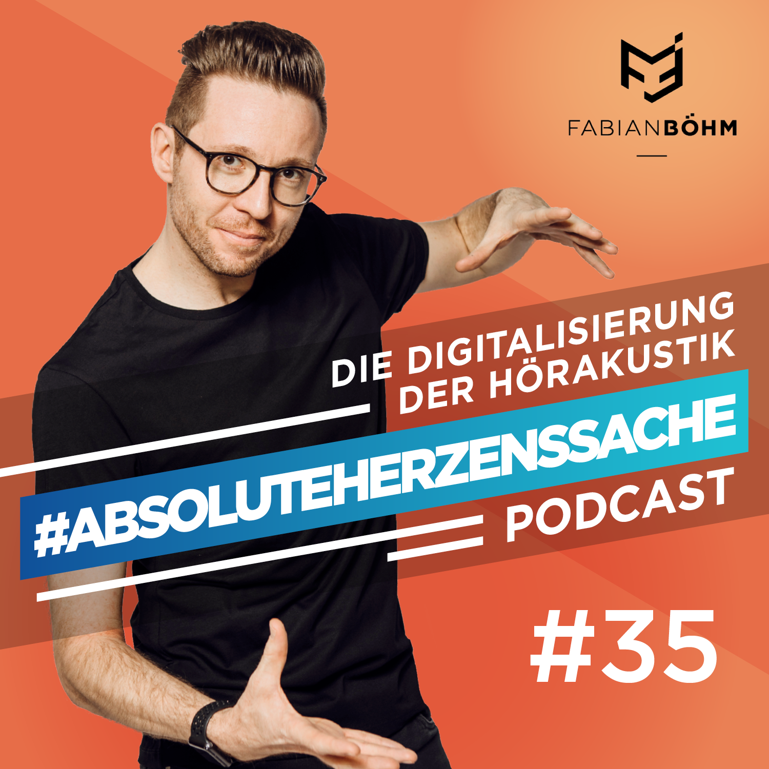 Fabian Böhm - Podcast - Cover #31